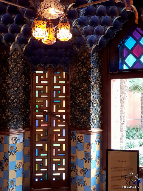 Casa Vicens primera casa modernista diseñada por Gaudi (10)