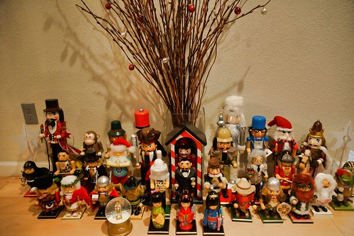 2018-12-20 - Our Christmas Decorations, Set 8, Nutcracker Set 2