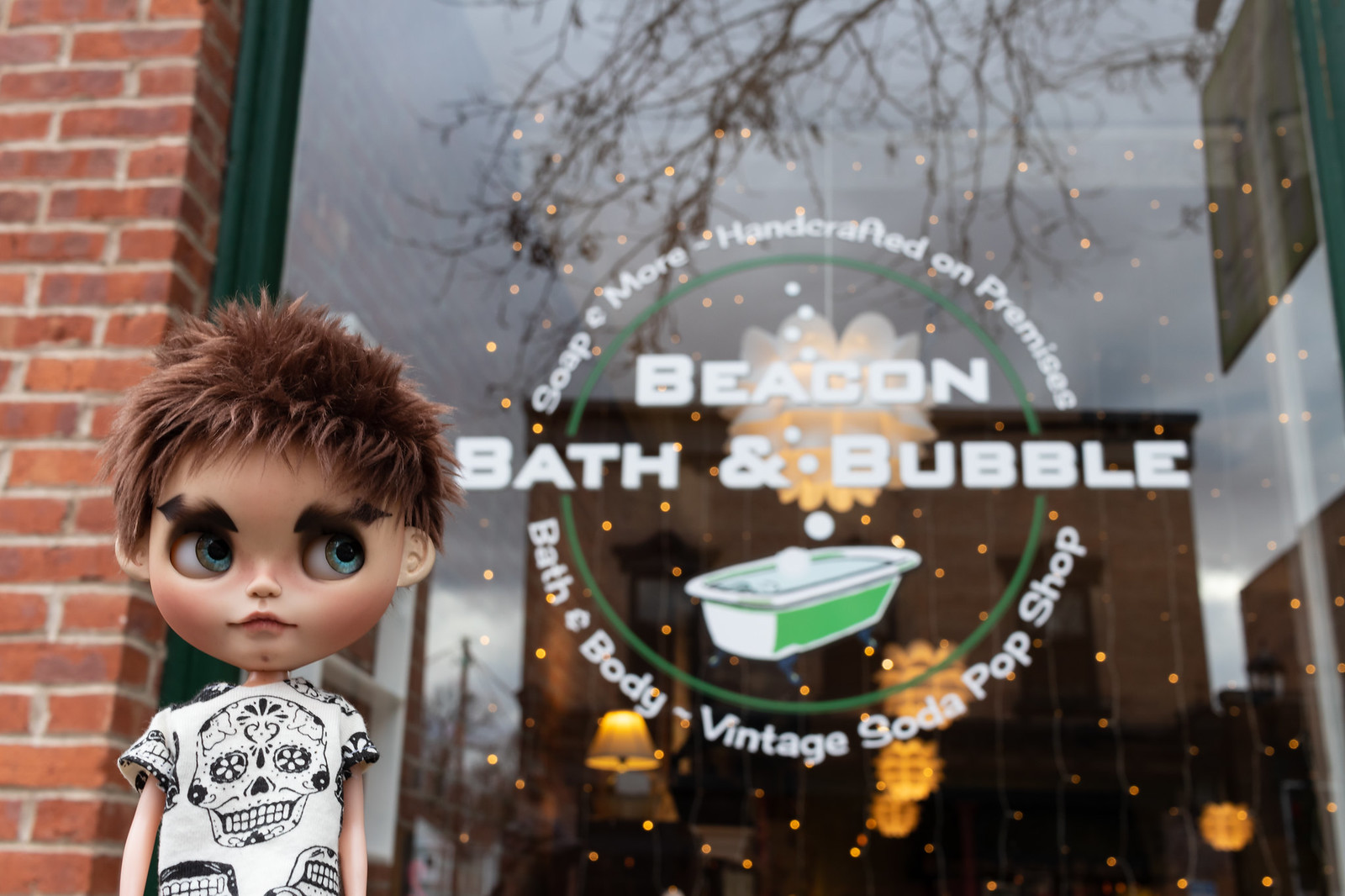 Beacon Bath & Bubble