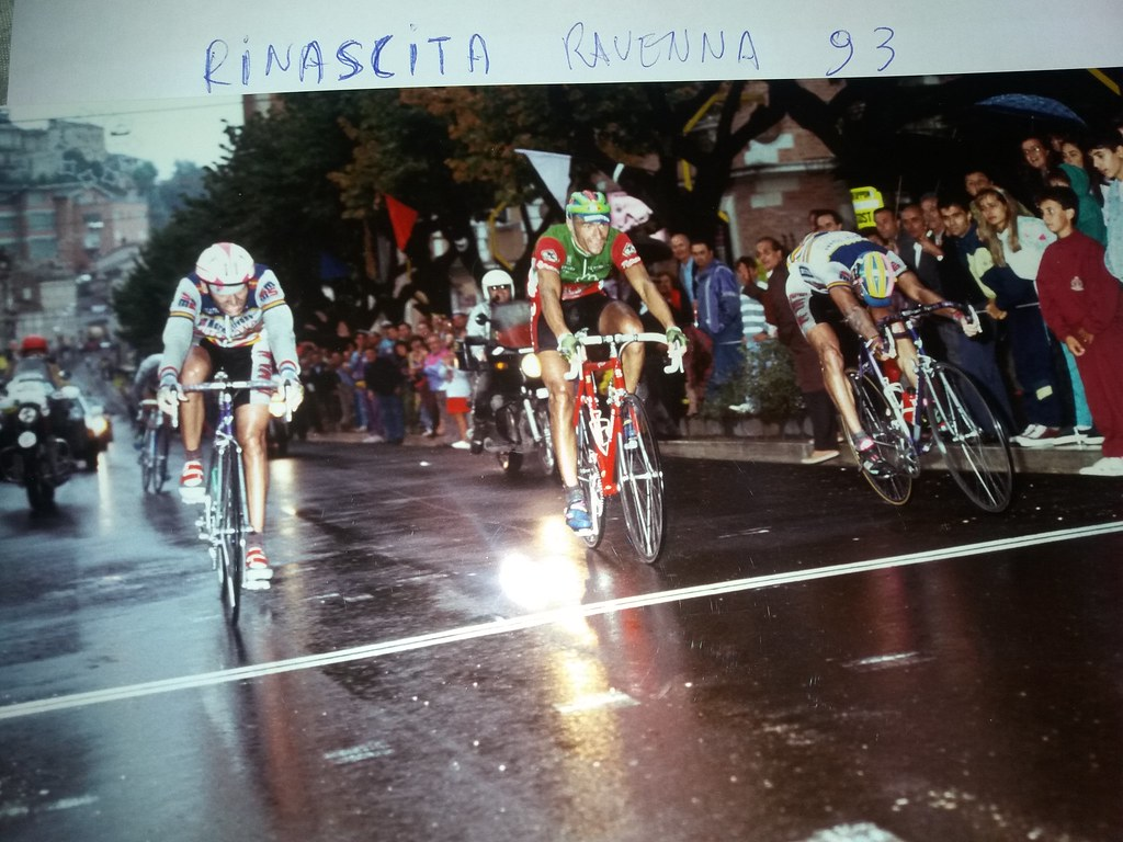 Gara internazionale Montappone vittoria di Torresi secondo Lucchi