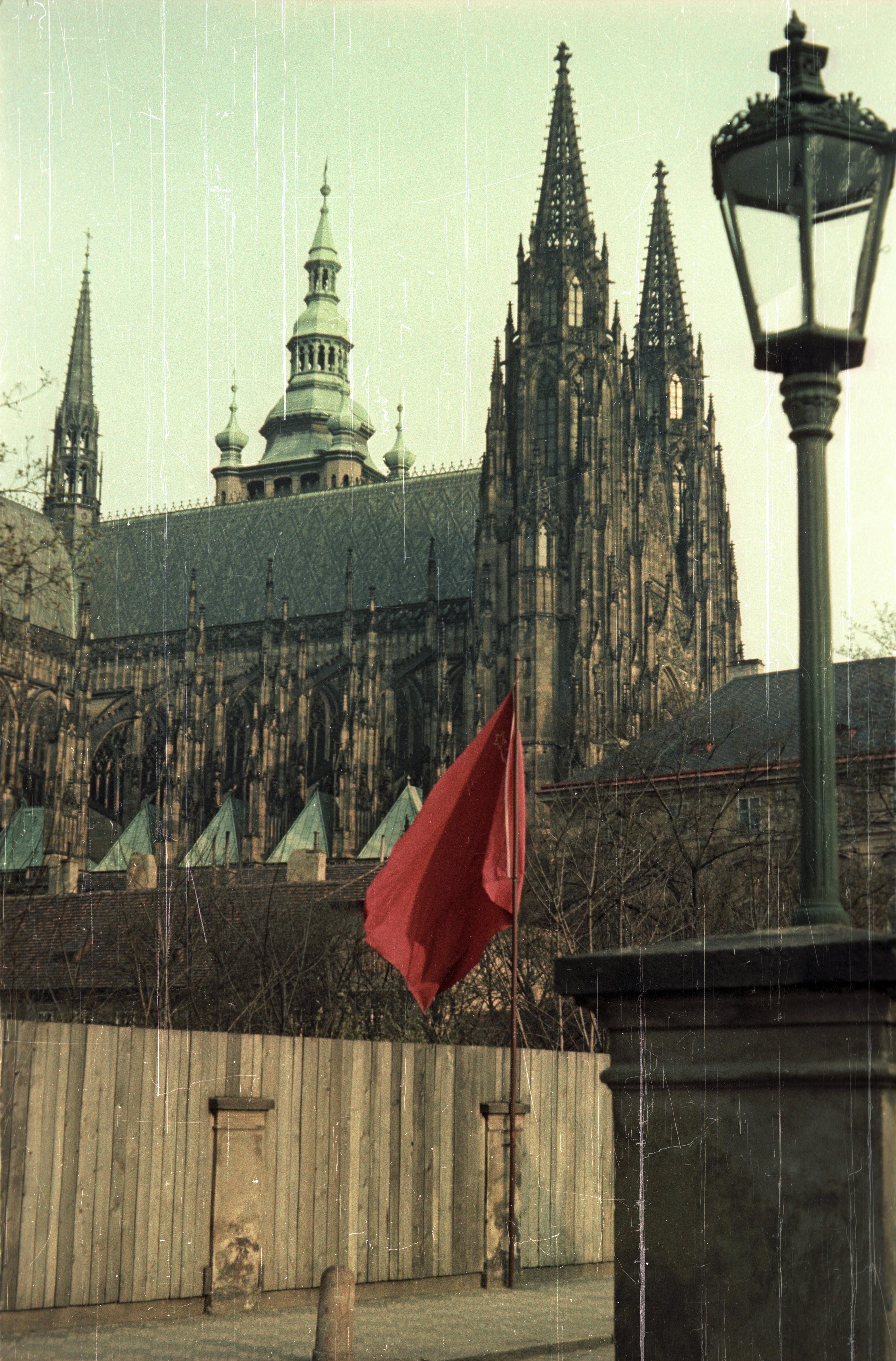 Прага. Градчаны, собор Святого Вита