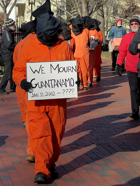 We mourn Guantanamo