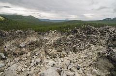 Lava Cast Forest, Newberry National Volcanic Monument, OR