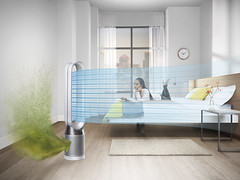 Dyson Pure Cool Tower Purifier Fan_Captures&Projects