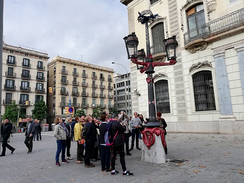 Descobrir Barcelona: La Barceloneta