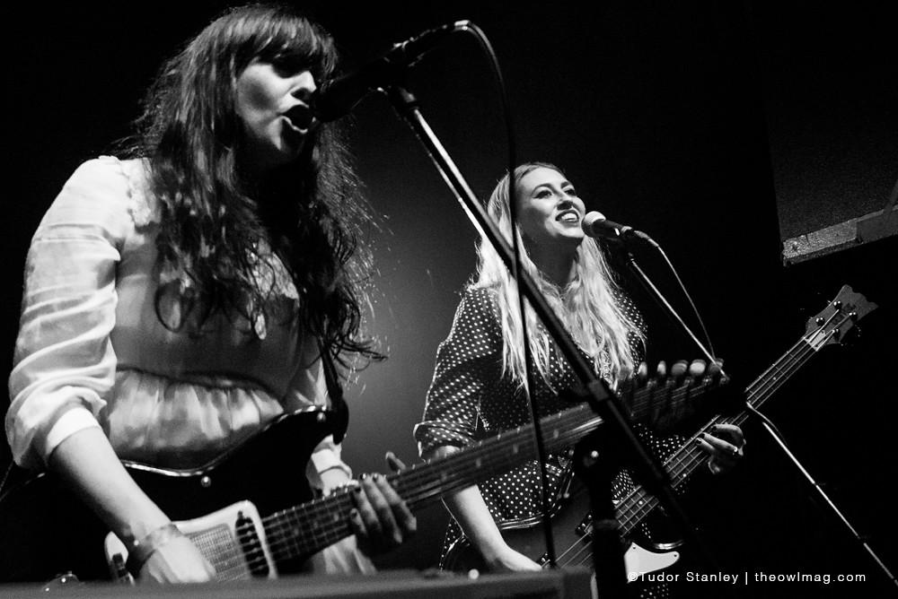 Death Valley Girls @ Rickshaw Stop, SF 11/20/18