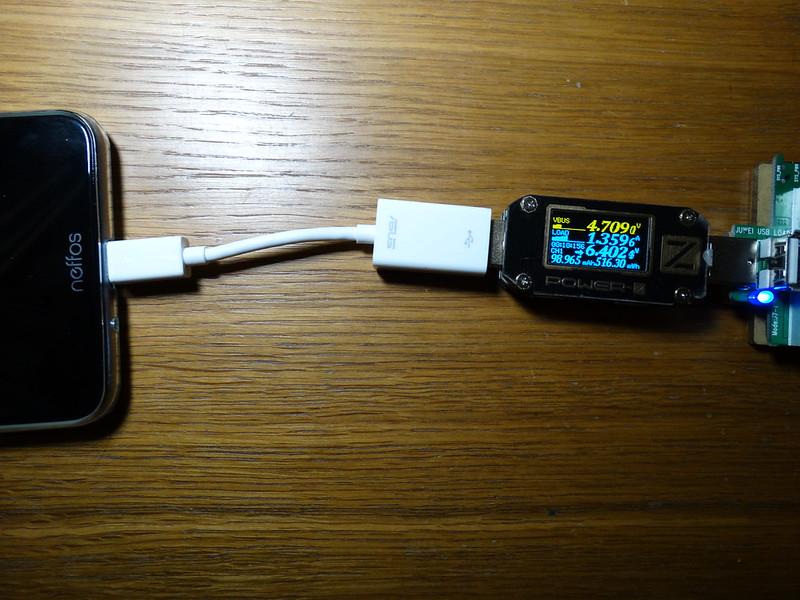 Neffos C9 USB OTG