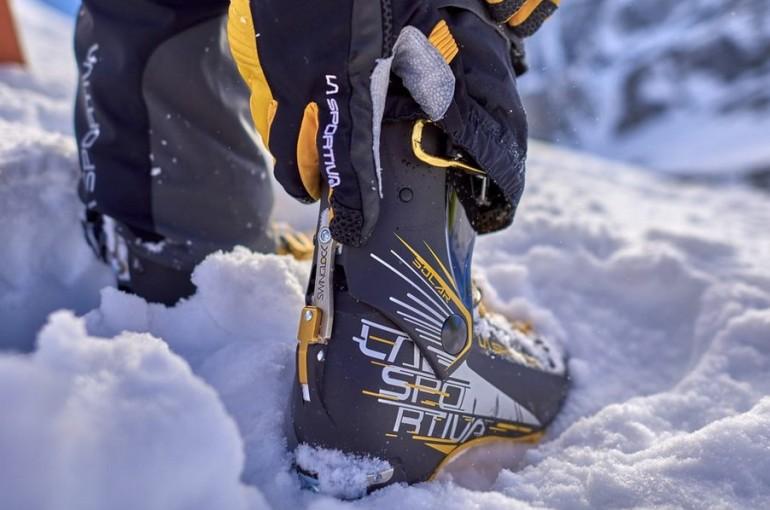 La Sportiva - boty a lyže na skialp