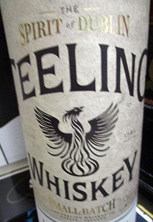 IRLANDA Whiskey Teeling, 'the, Canon IXUS 160