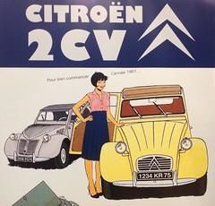 Citroën 2CV (1961)
