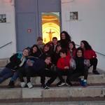 Año 2018 - Visita ermita 2º Catequesis