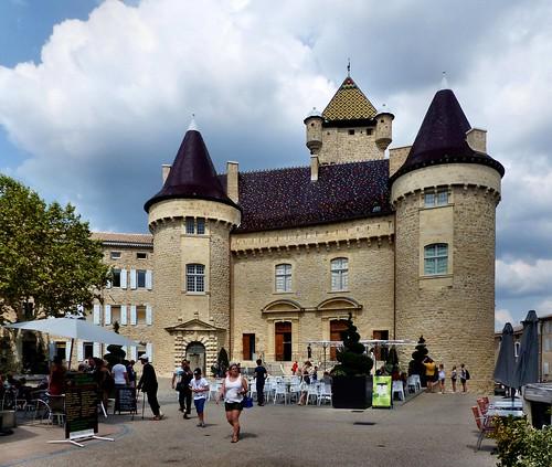 Aubenas - Château d'Aubenas