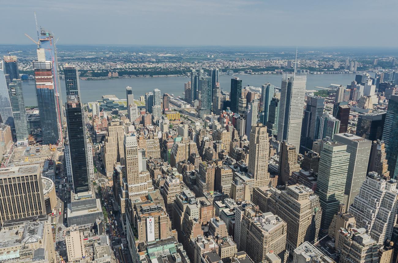 Нью-Йорк_Empire State Building-71