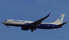 Boeing B737 ~ YR-BMJ  Blue Air