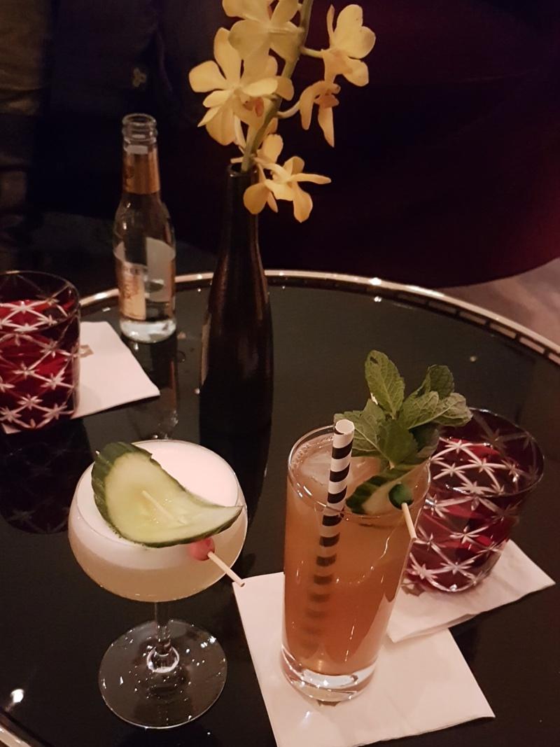 Shangri La Toronto Lobby Bar