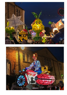 STONY STRATFORD LANTERN PARADE - Another excellent display of local talent!