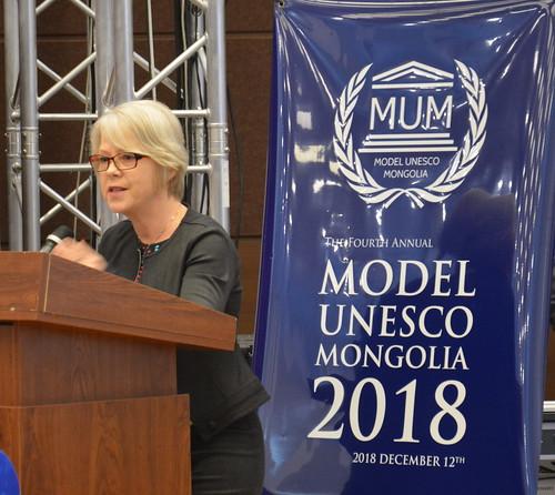 Model UNESCO