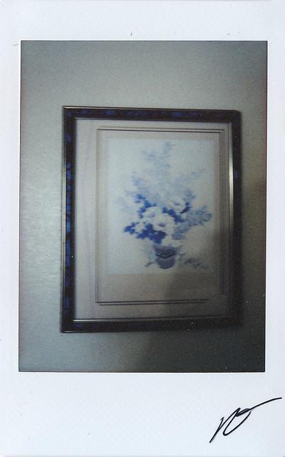 "Fujitivas_86 ""Blue hotel"""
