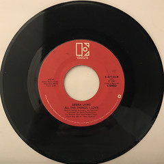 DEBRA LAWS:VERY SPECIAL(RECORD SIDE-B)