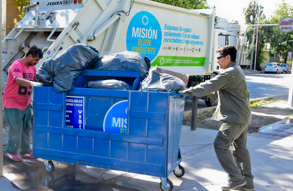 Reciclado FNS