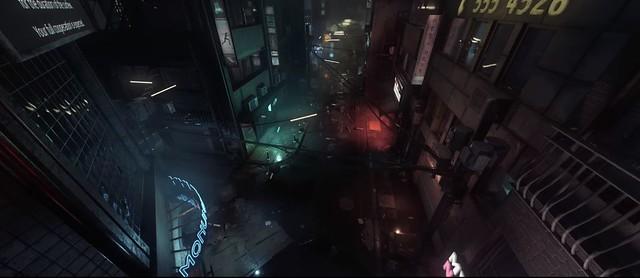 CryEngine Neon Noir  -  PBR