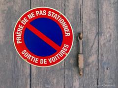 No parking series