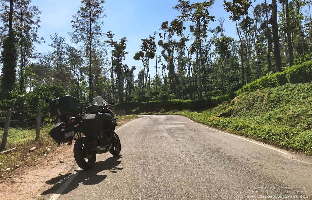 Approaching Chikmagalur!