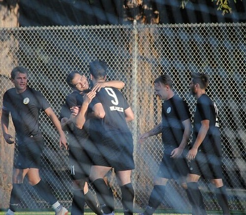 #fbf vs Real San Jose goal celebration #jasa #jasarwc #upsl #groundhopping #thechickenbaltichronicles #supportlocalfootball