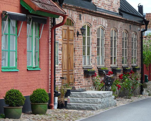 Sweden, old house, Panasonic DMC-FZ18