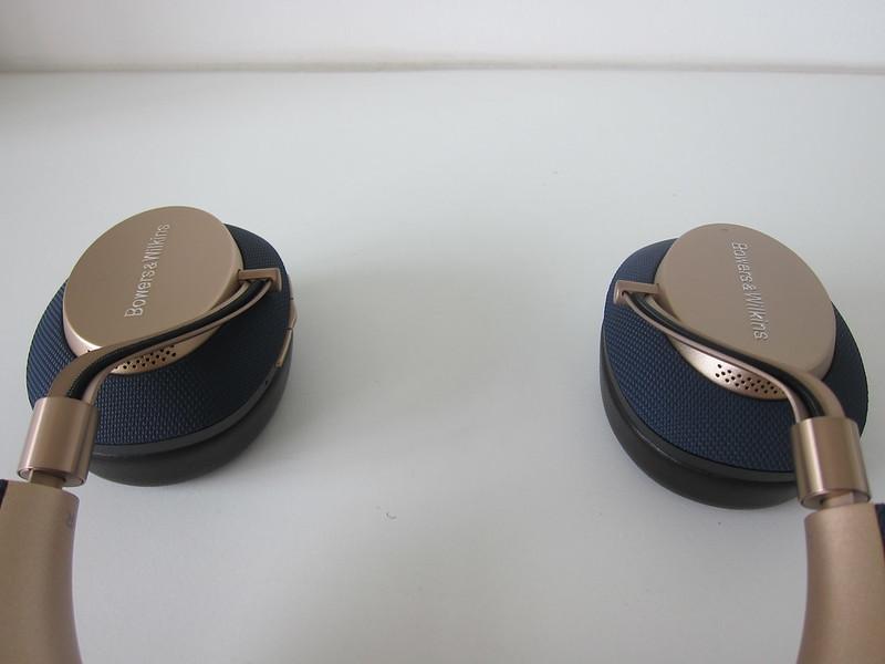 Bowers & Wilkins PX Headphones - ANC Grills
