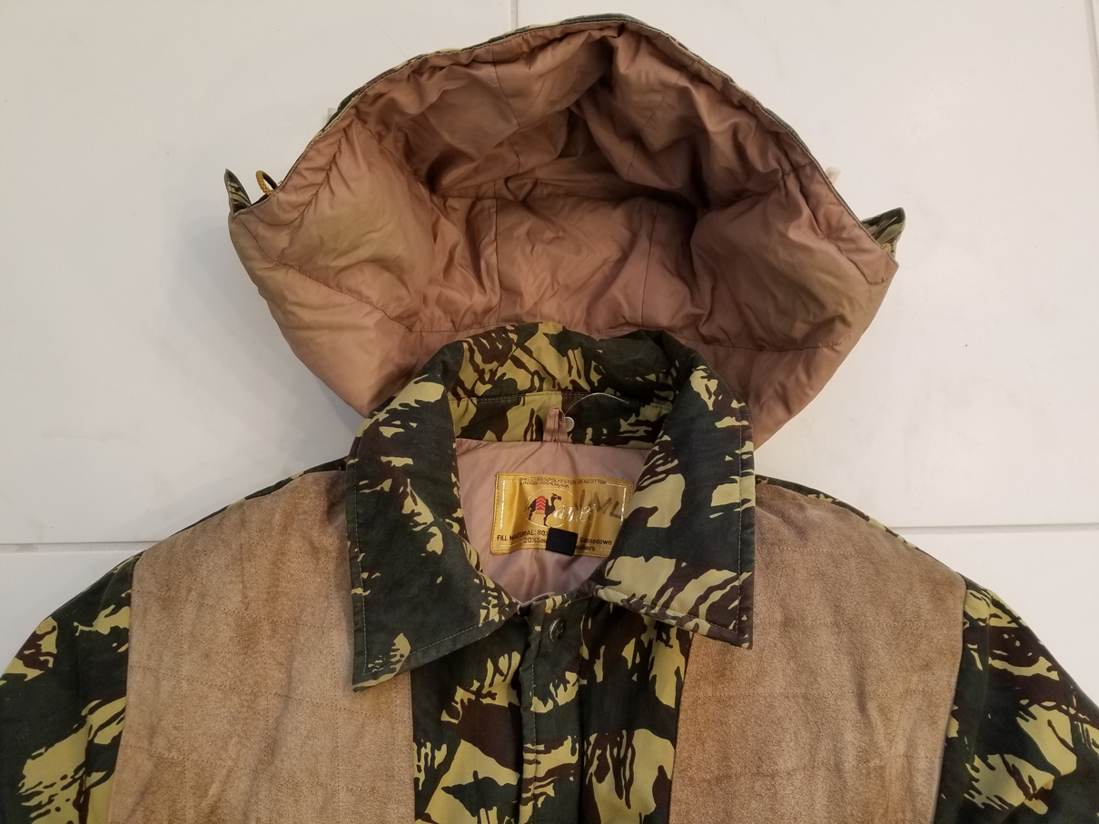 Winter Hunting Parka in Ugandan Vertical Lizard Camo 31351545917_796812f032_o