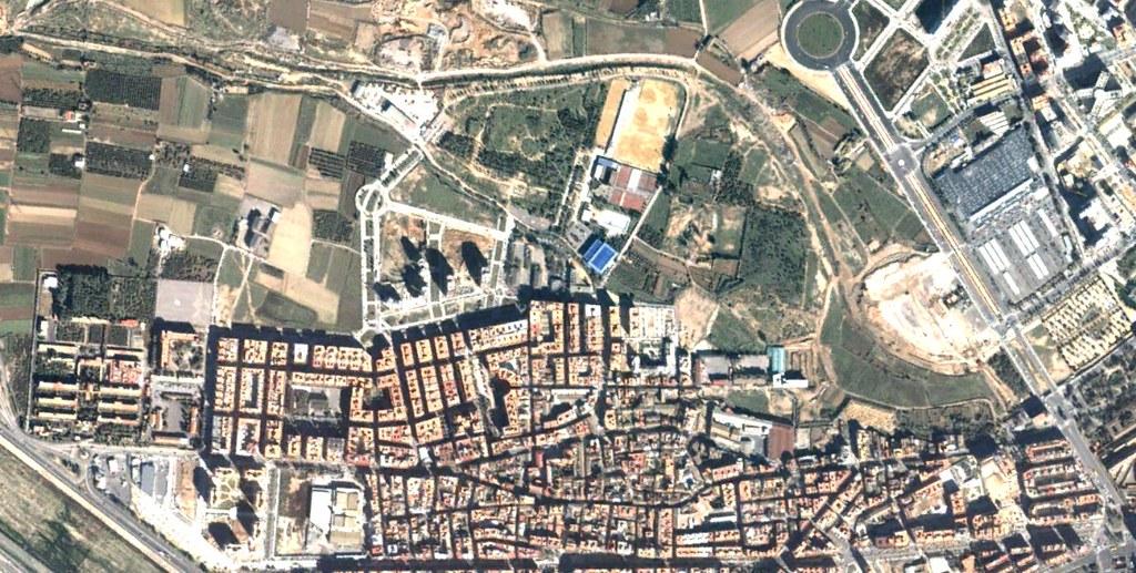 mislata, valencia, benghazi, antes, urbanismo, planeamiento, urbano, desastre, urbanístico, construcción