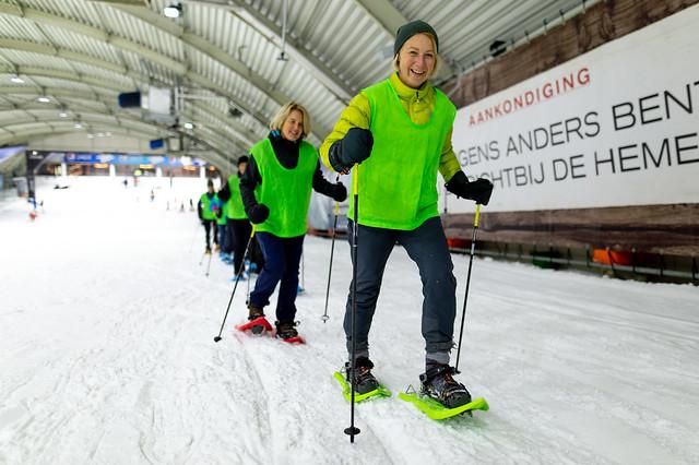 Workshop Sneeuwschoenwandelen, 2018