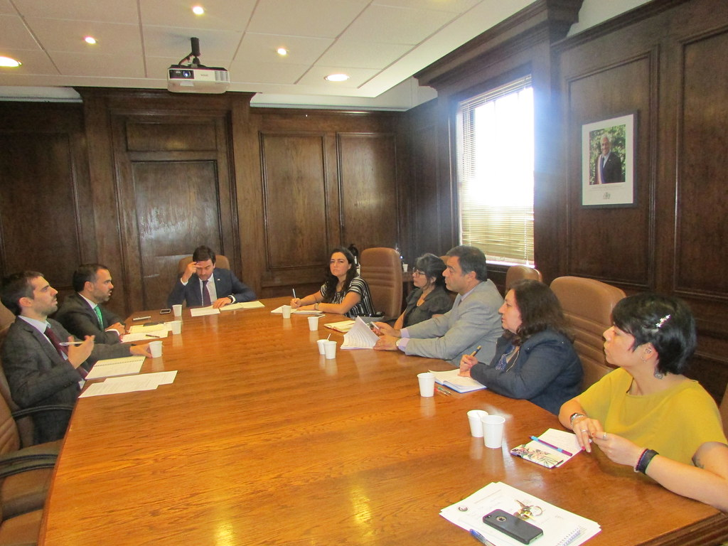 Nueva reunión del FTH con Subsecretario de Hacienda, Francisco Moreno – 09 Noviembre 2018