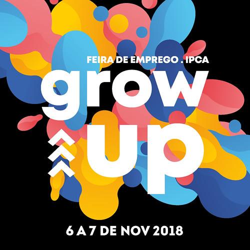 Grow Up Feira de Emprego do IPCA