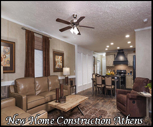 new home builders in Athens