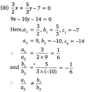 NCERT Solutions for Class 10 Maths Chapter 3 Pair of Linear Equations in Two Variables e2 3c