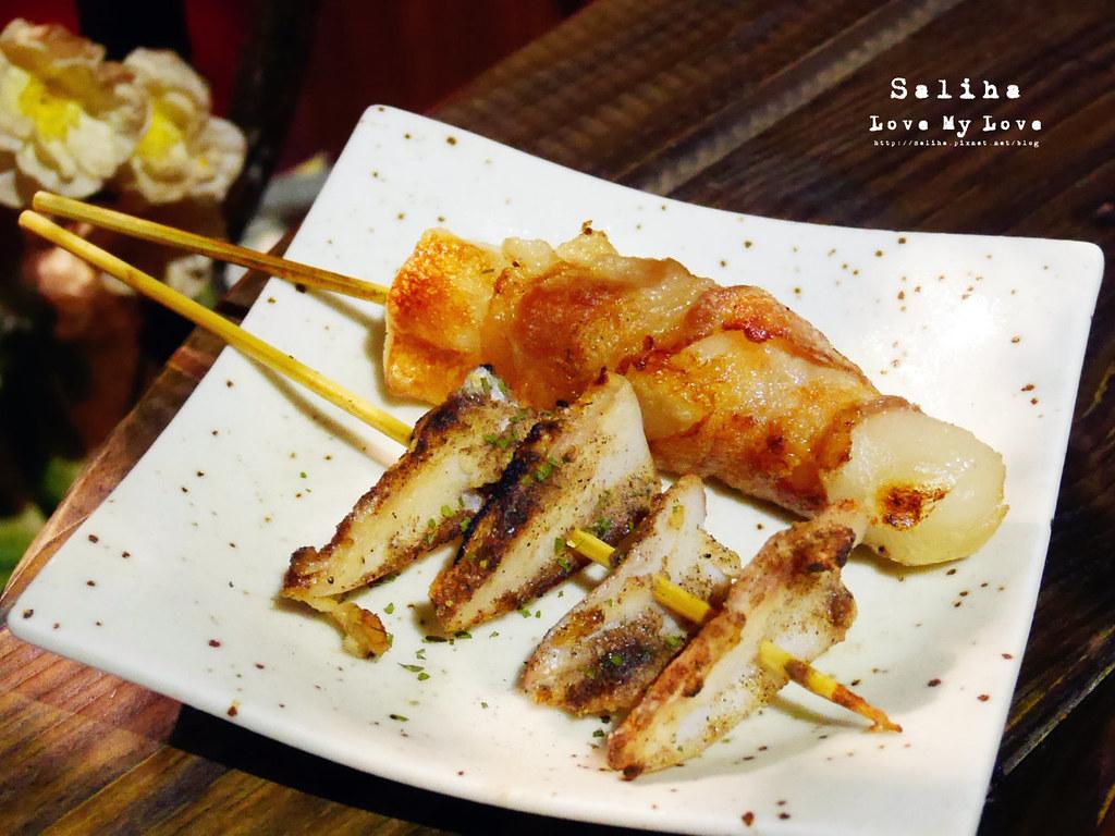 新北永和永安市場站附近好吃餐廳美食串燒居酒屋推薦燒鳥串道 (14)