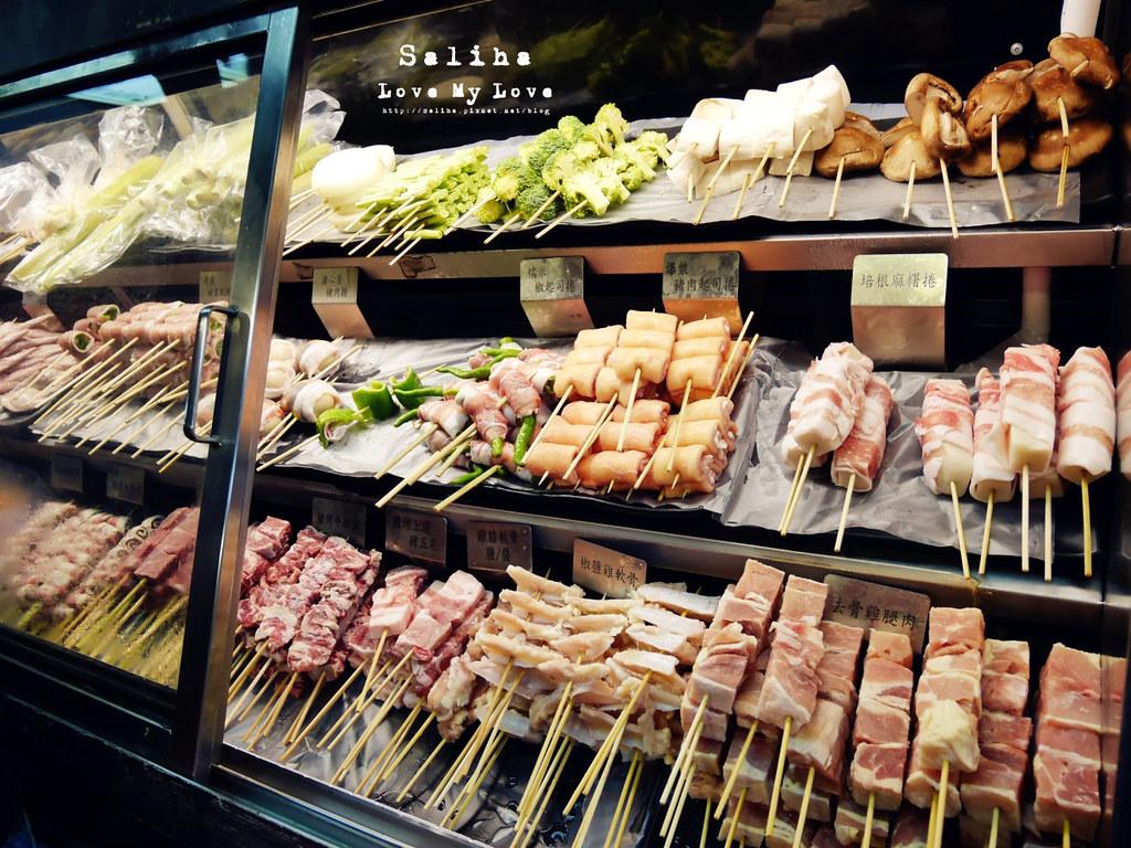 新北永和永安市場站附近好吃餐廳美食串燒居酒屋推薦燒鳥串道 (1)