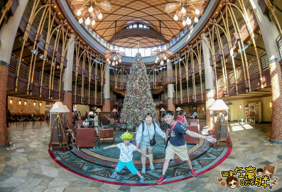 香港迪士尼探索家度假酒店--20