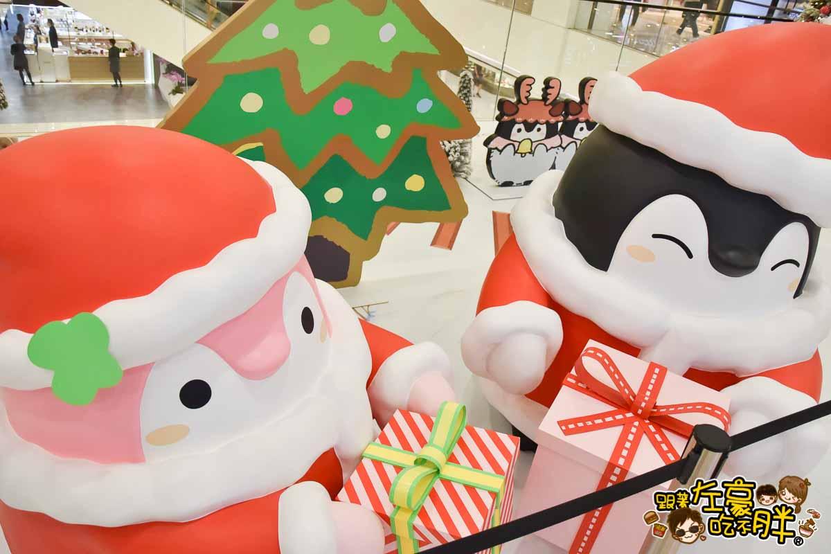 香港聖誕節 尖沙咀海港城聖誕裝飾-33