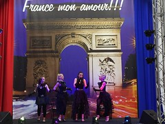 A piece of France - live music