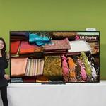 LG디스플레이, CES 2013에서 선도적 고객마케팅 전개