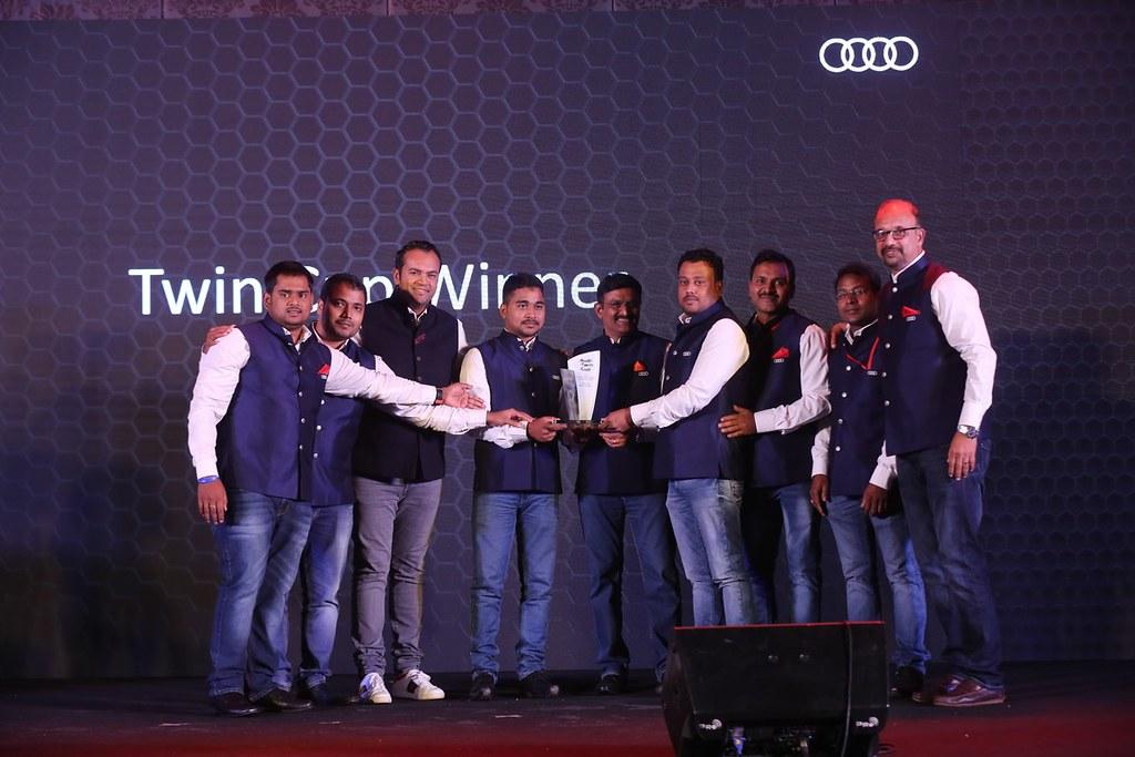 2018 Audi Twin Cup