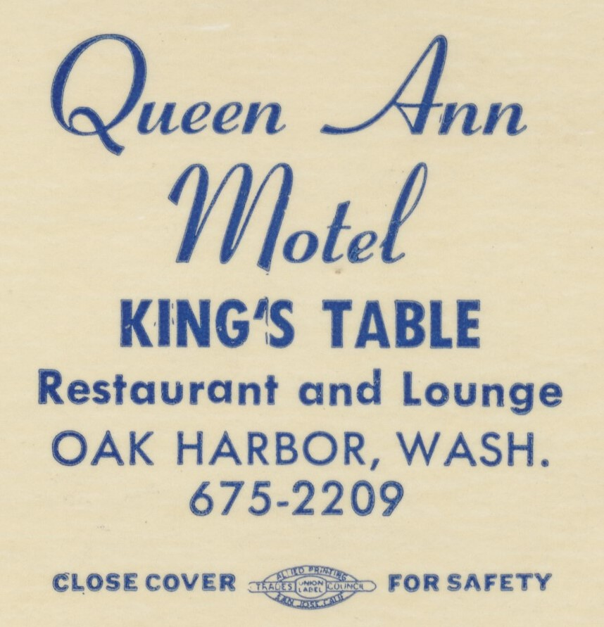 Queen Ann Motel - Oak Harbor, Washington