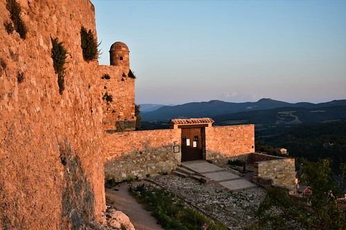 Castillo de Benabarre (Aragón, España, 31-8-2018)