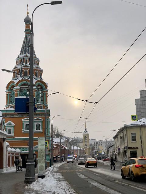 Polyanka street