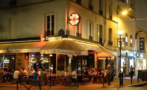 Paris - Le Commerce Café