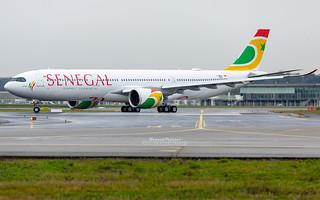 Airbus A330 Neo Air Senegal 9H-SZN