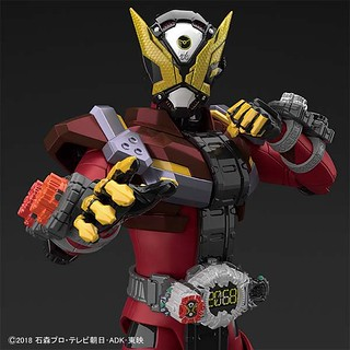 Figure-rise Standard 《假面騎士ZI-O》「假面騎士Geiz」組裝模型作品!仮面ライダーゲイツ